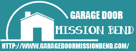 Garage Door Mission Bend Logo